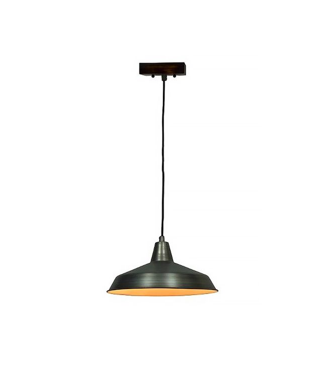 The Industrial Shop Galvanized Pendant