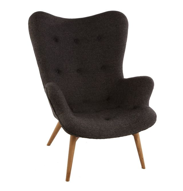 Matt Blatt Replica Grant Featherston Contour Lounge Chair