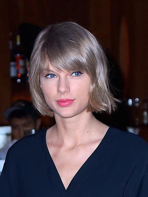 What Taylor Swift Was Wearing When She Met Calvin Harris