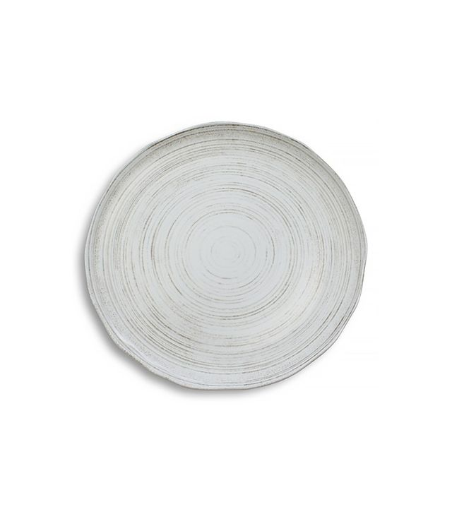 Sur La Table Driftwood Dinner Plate