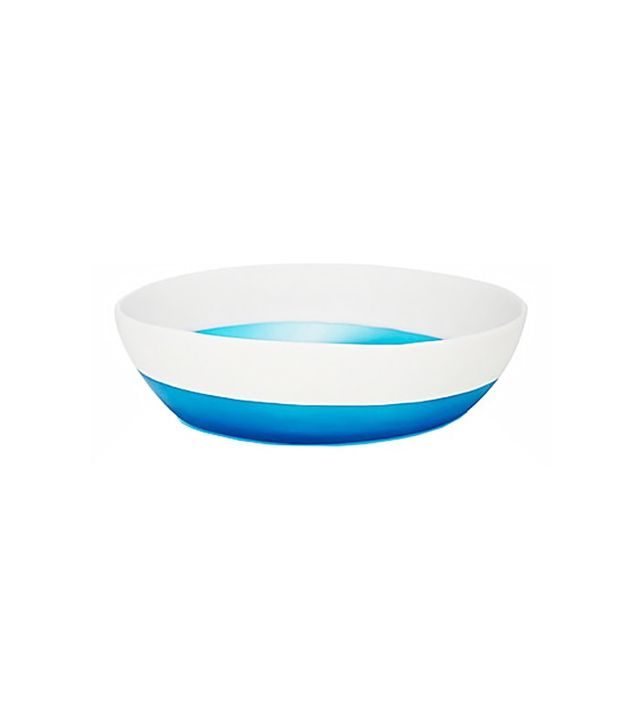 Tina Frey Bi-Color Wide Vegetable Serving Bowl