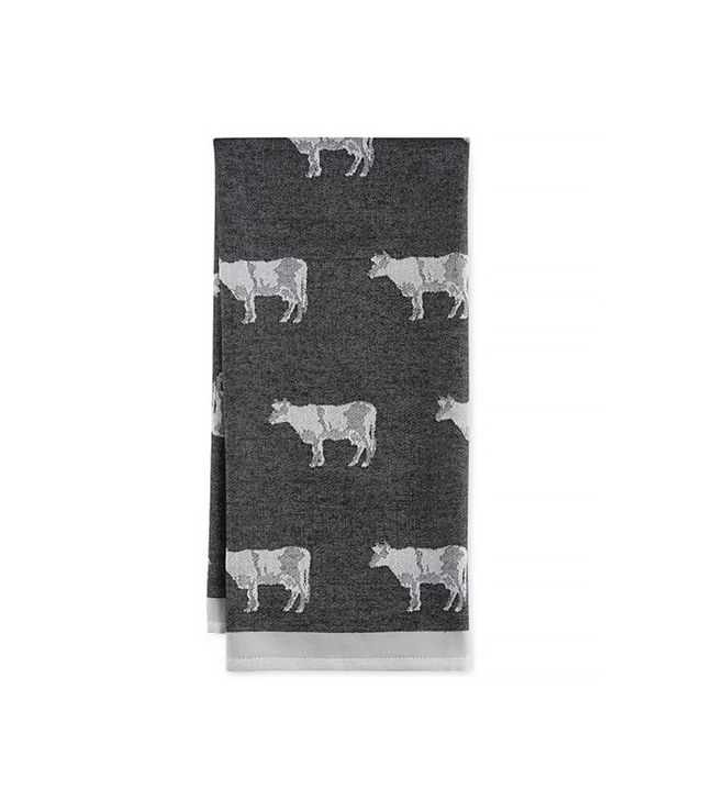 Williams-Sonoma Jacquard Animal Towel