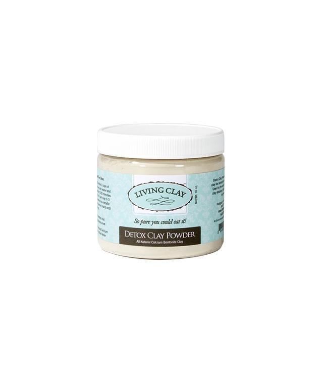 Living Clay Detox Clay Powder