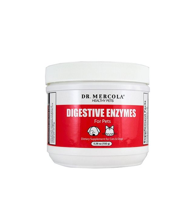 Mercola Digestive Enzymes For Pets Powder