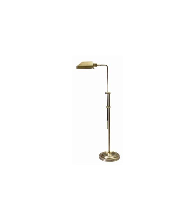 House of Troy Coach Adjustable Floor Lamp