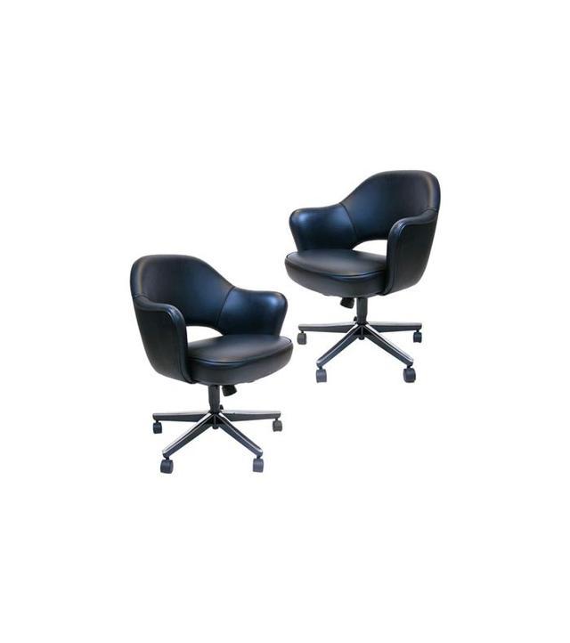 Eero Saarinen for Knoll Executive Swivel Arm Chair