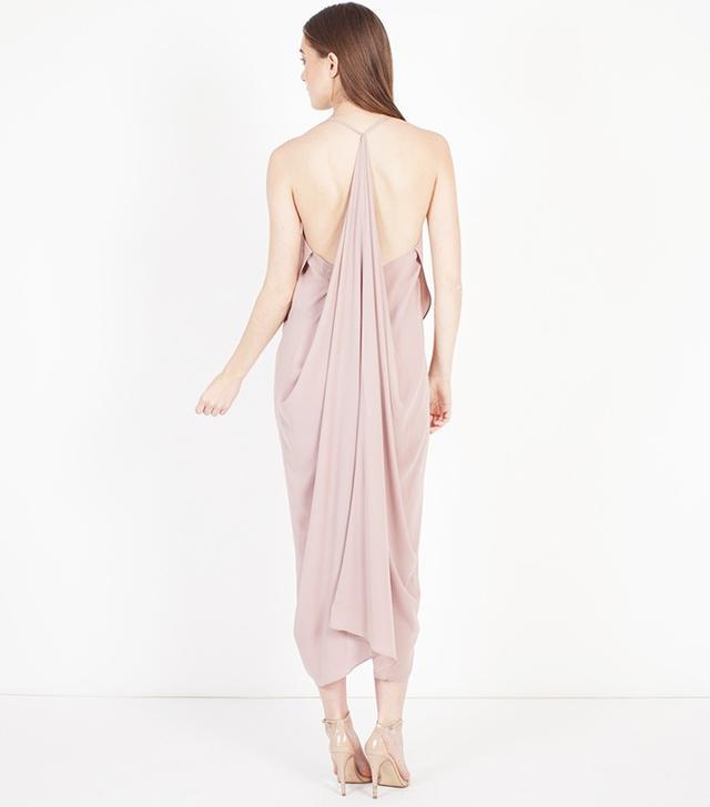 Modern Citizen Handkerchief Draped Dress