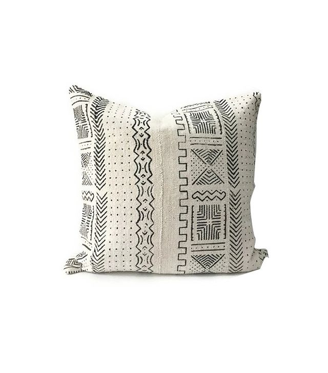 Home Girl Collection African Mudcloth Pillow Cover