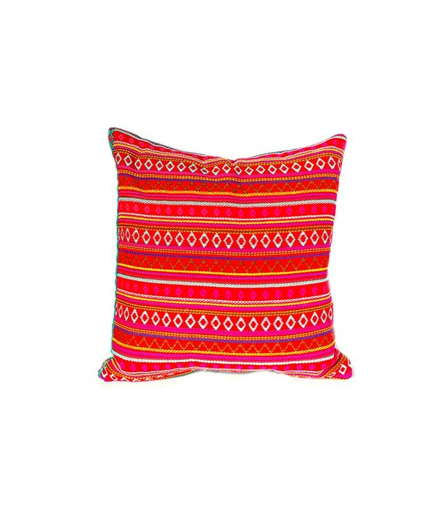 Vanessa By DD Sofia Argentinian Knit Throw Pillow