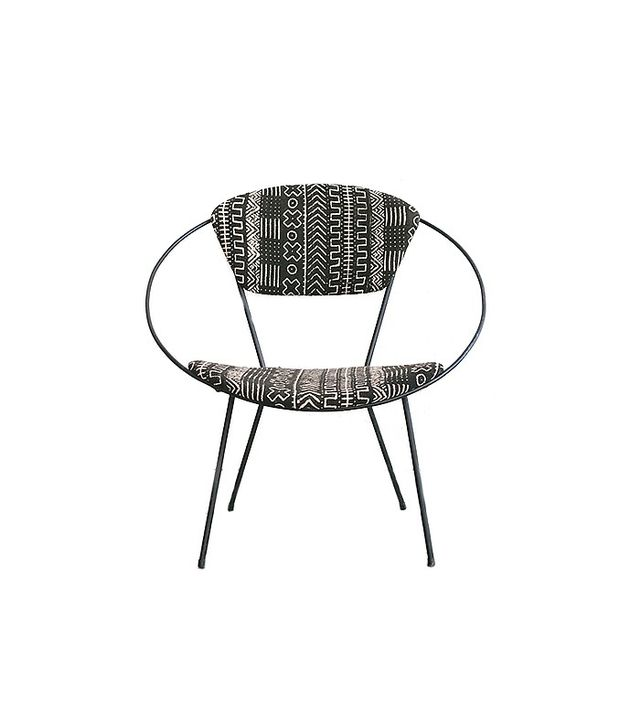 Homestead Seattle Midcentury Cicchelli Circle Chair