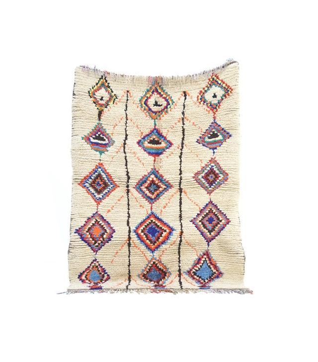 Boutique Maroc Vintage Azilal Moroccan Rug