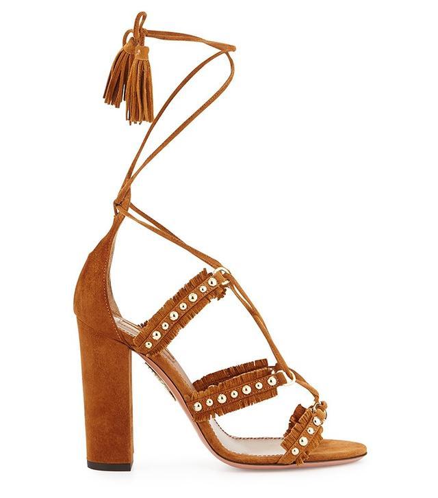 Aquazzura Tulum Sandals