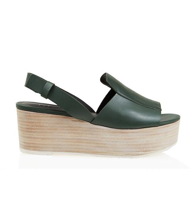Tibi Alex Platform Sandals
