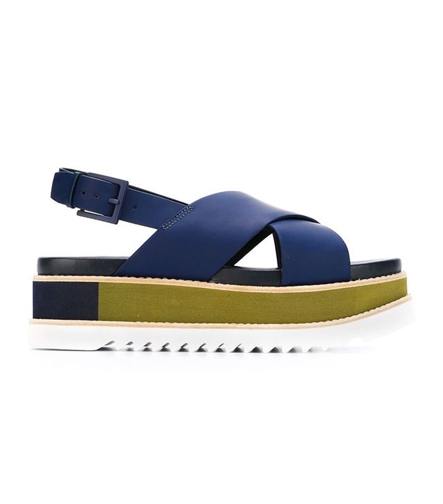 Tory Burch Flatform Sandals