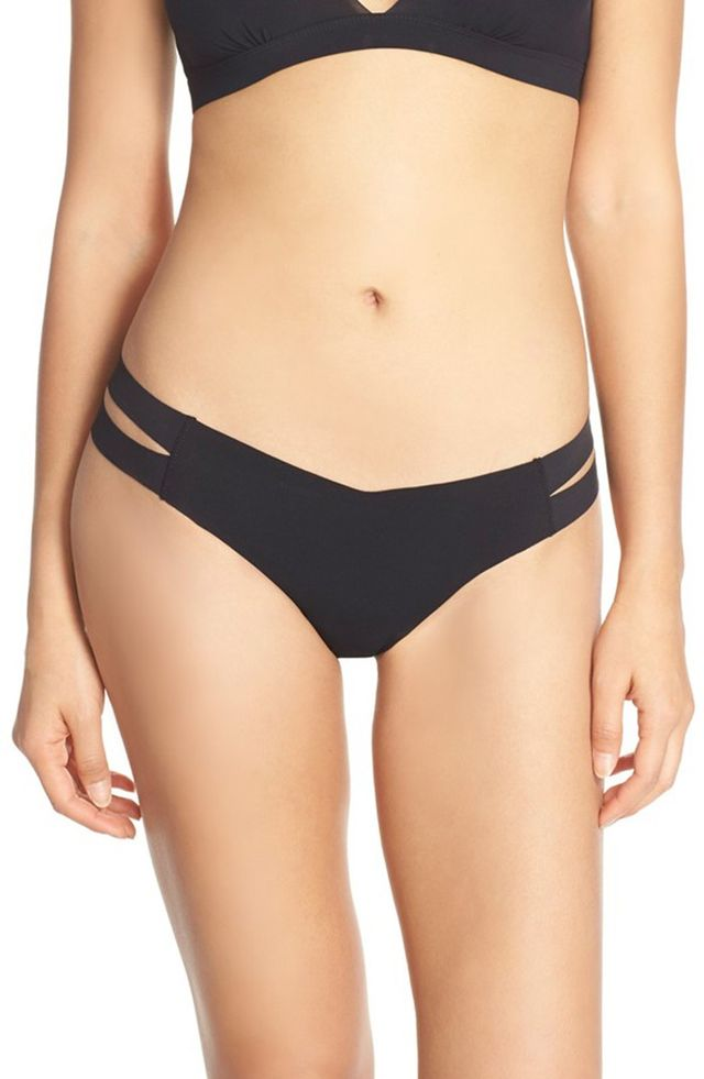 Commando Strappy Sides Thong