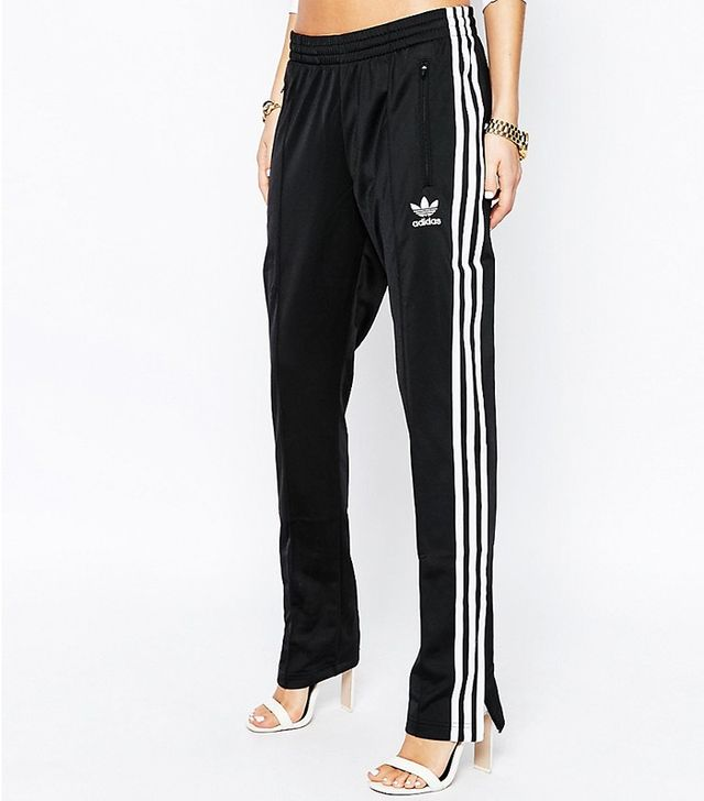 Adidas Originals Adicolour Firebird Track Pants With 3 Stripes
