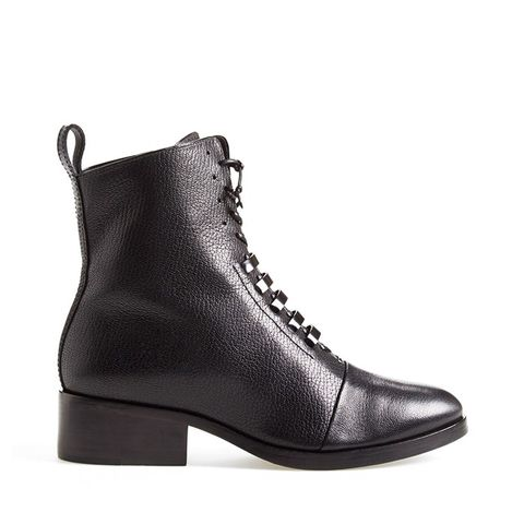 Alexa Lace-Up Ankle Boot