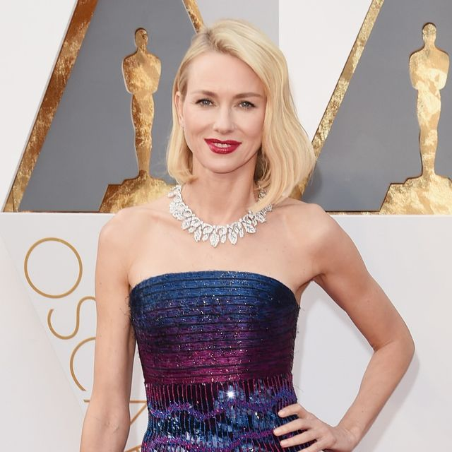 Three's a Trend: Super Sequins Bring a Sexy Edge to the Oscars