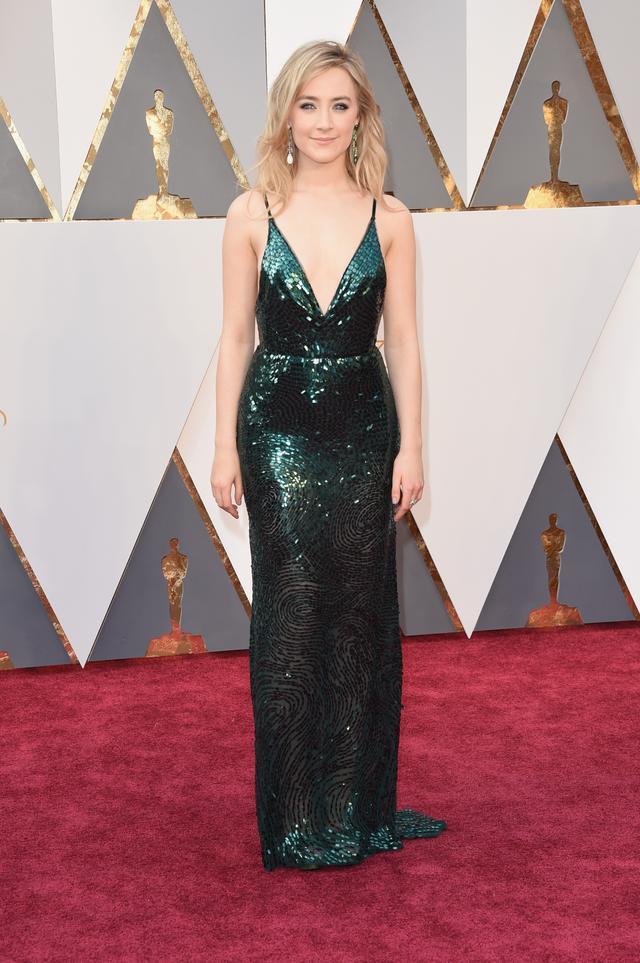 WHO:Saoirse Ronan