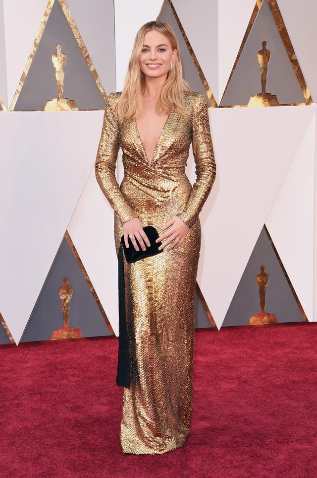 WHO: Margot Robbie