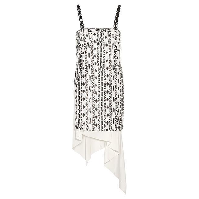 3.1 Phillip Lim Asymmetric Sequin Dress