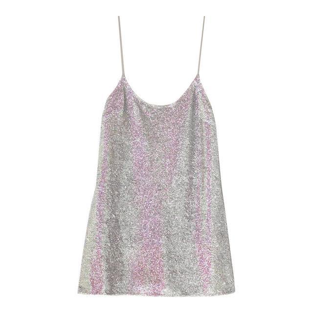 Ashish Sequin Dress
