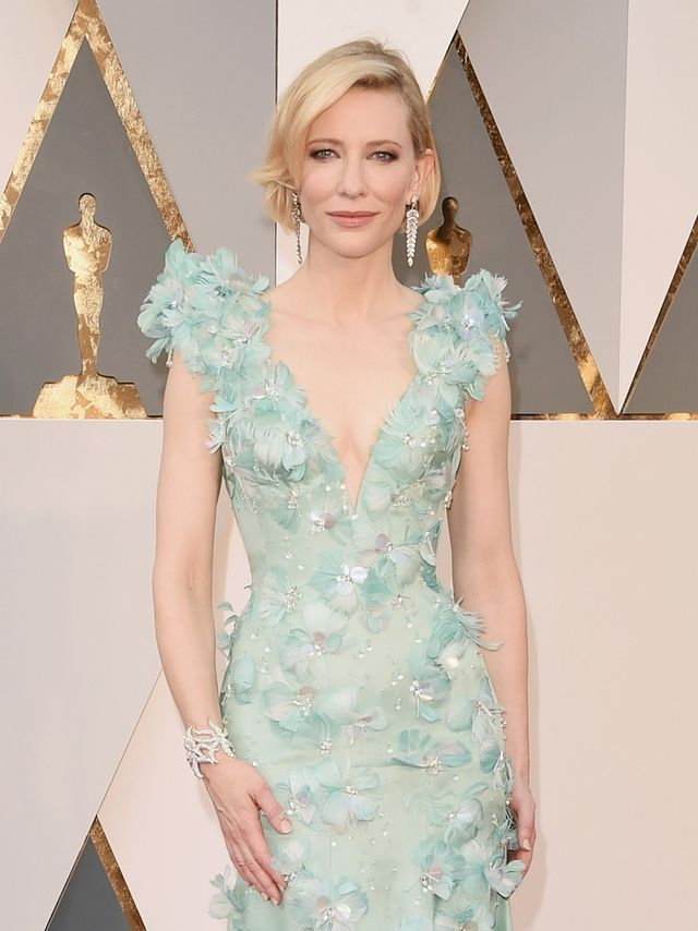WHO: Cate Blanchett