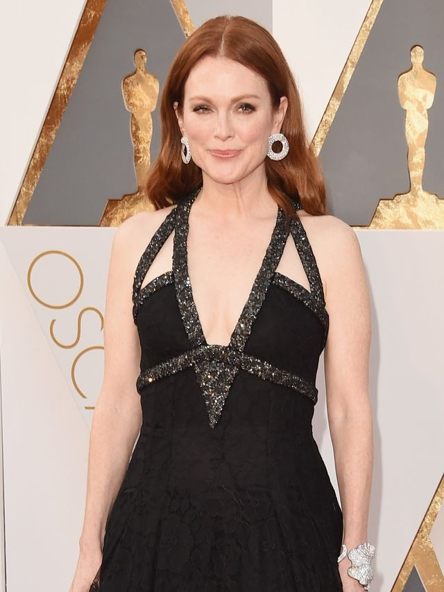 WHO: Julianne Moore