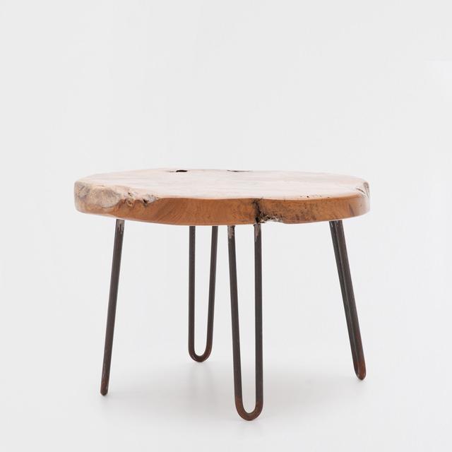 Zara Home Small Teak Table