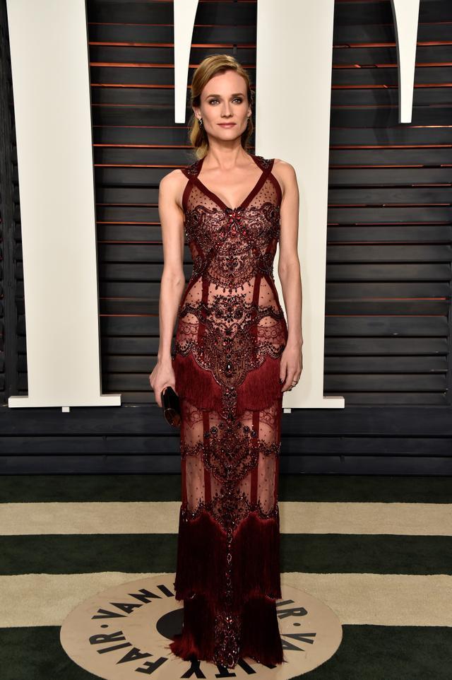 WHO: Diane Kruger