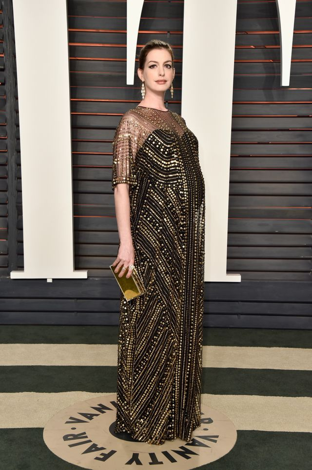 WHO: Anne Hathaway