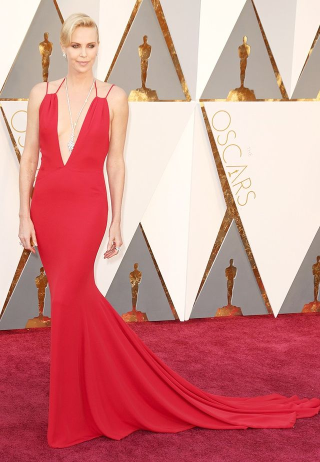 WHO: Charlize Theron 