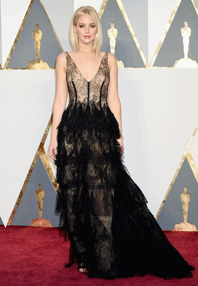 WHO: Jennifer Lawrence 
