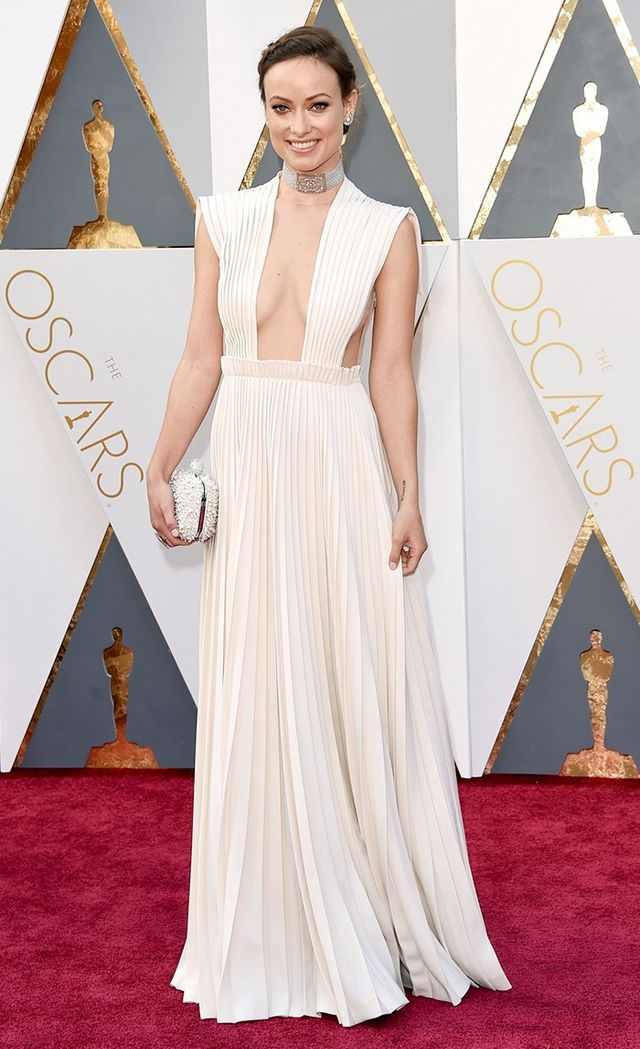 WHO: Olivia Wilde 