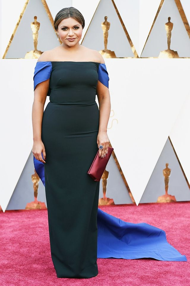 WHO: Mindy Kaling 