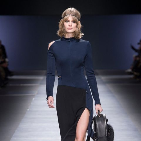 Gigi Hadid Opened for Versace—and It Only Got Better From There