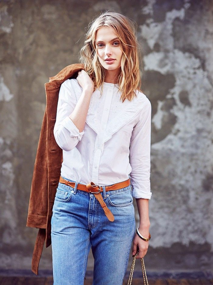 How French Girls Really Dress, According To A Parisian -5239