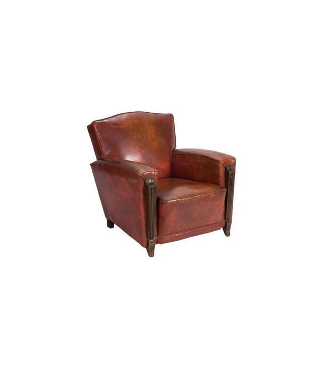 Chairish Circa 1900 French Club Chair