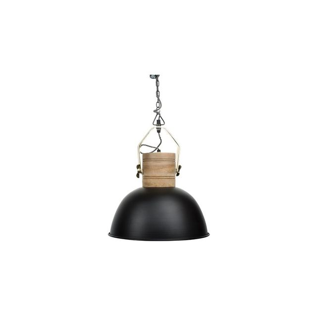 Freedom Canopy Ceiling Pendant in Black