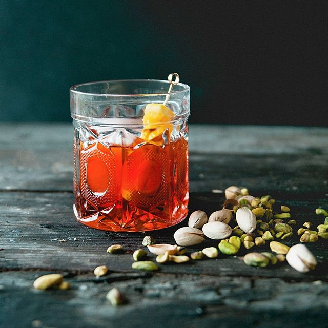 Meet the Neroli Cocktail—a Playful Twist on a Negroni