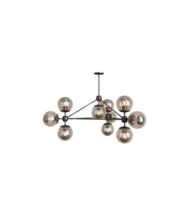 Jason Miller for Roll and Hill Modo Chandelier