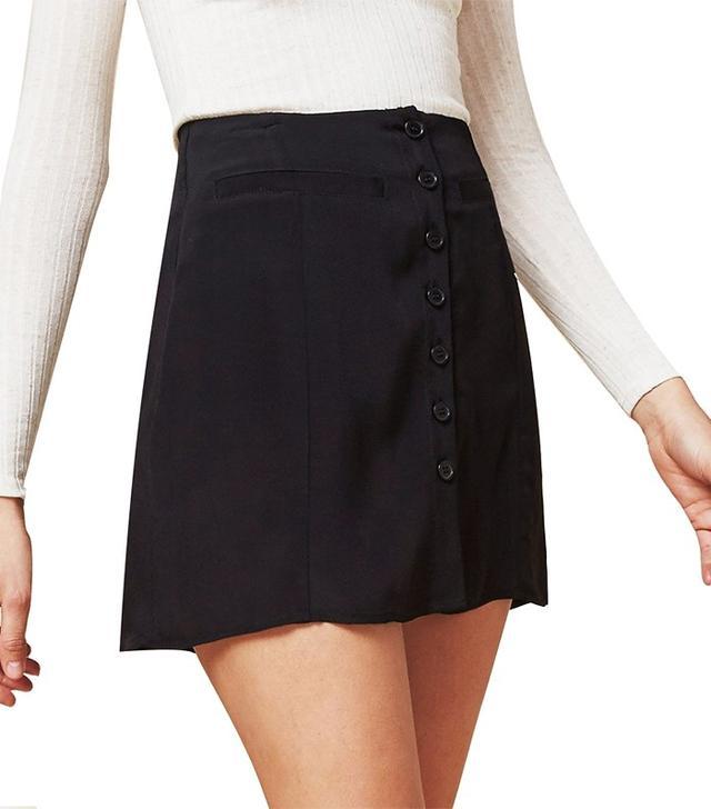 Reformation Kindling Skirt