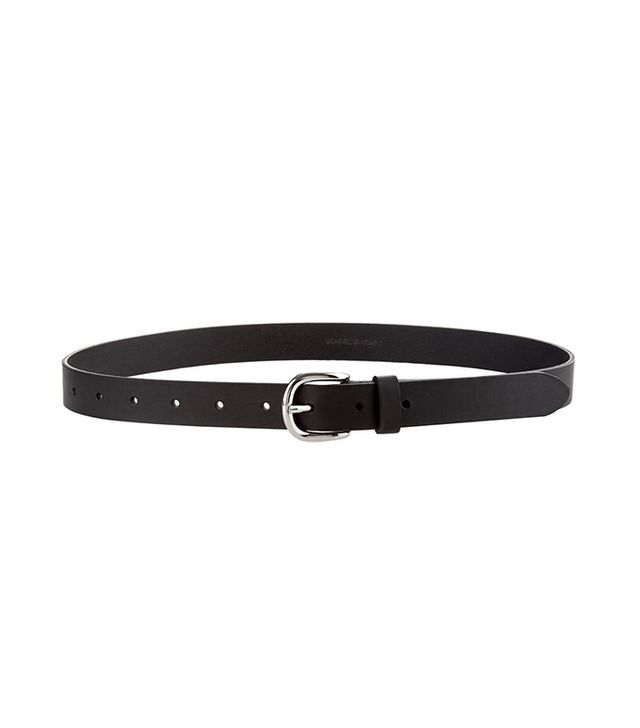 Isabel Marant Étoile Zap Skinny Leather Belt