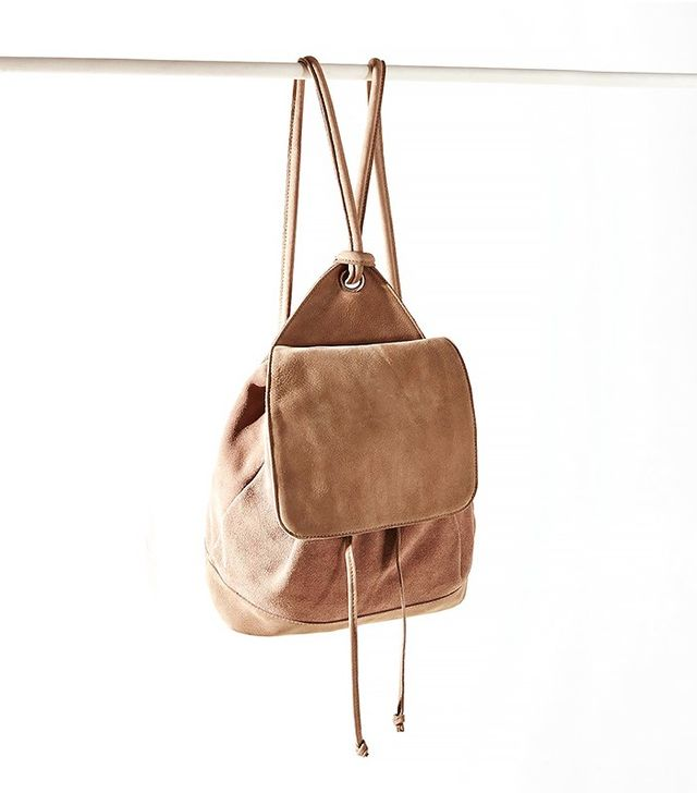 Silence + Noise Knot Strap Backpack
