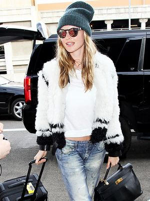 3 Not-So-Girly Ways to Pull Off a Fuzzy Coat