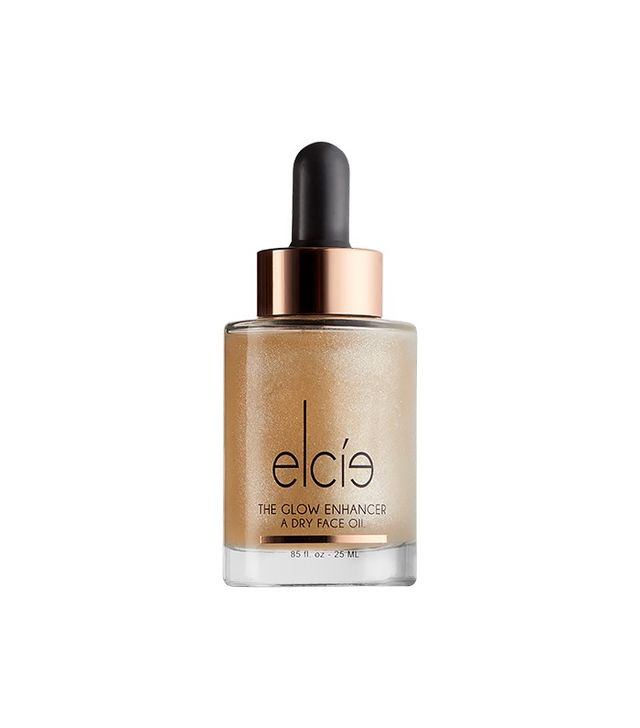 Elcie The Glow Enhancer Dry Face Oil