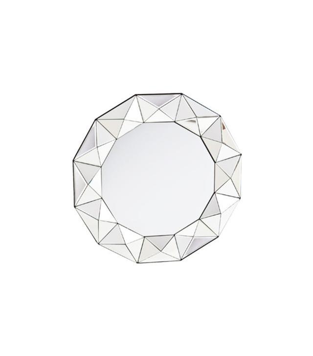 House of Hampton Shaw Decorative Wall Mirror