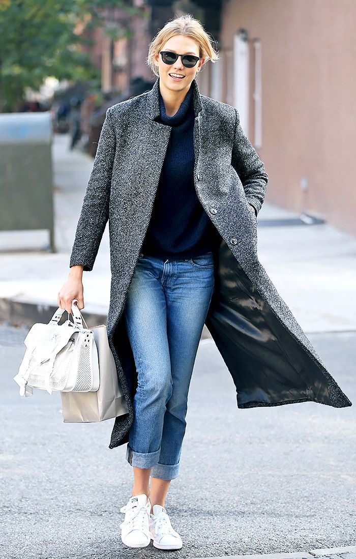 Celebrity Sneaker Looks   Who What Wear