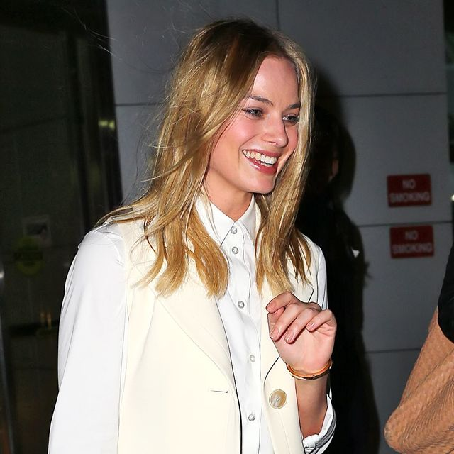 Margot Robbie Just Redefined Chic Office Dressing