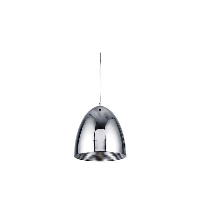 Bromi Design Chrome Fulton Light Pendant